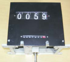 Totalizer Counter for flowmeter